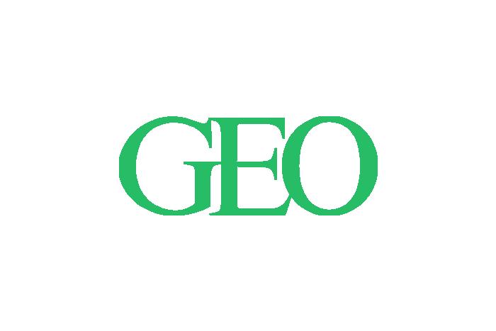 Geo Magazine logo