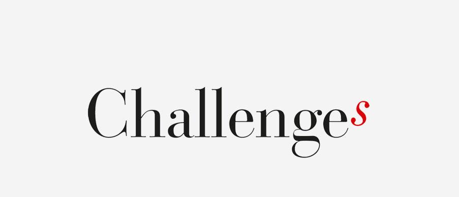 Comment sauver la planète au quotidien, interview pour le magazine Challenges