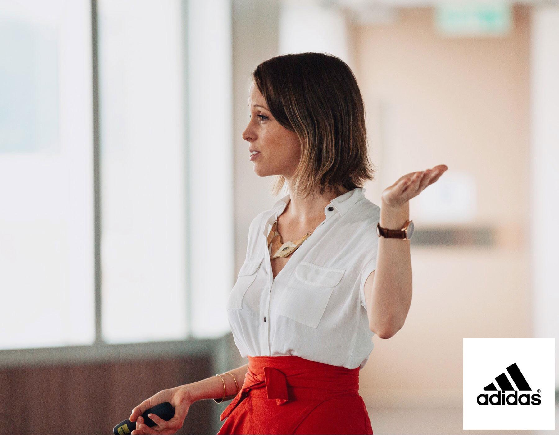 Conférence sur le Zéro Déchet à  Adidas Hong Kong