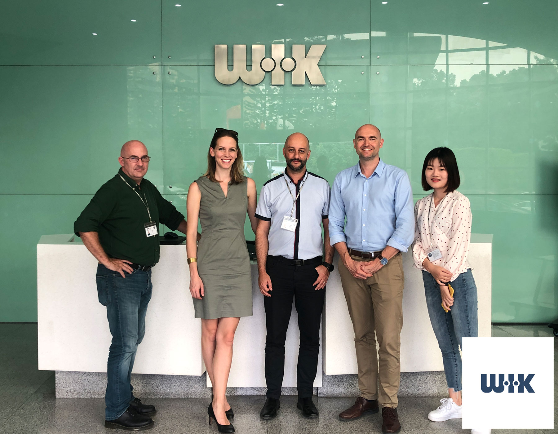 Talk about Zero Waste and sustainability at WIK Group - Shenzhen, China - _ARP2019